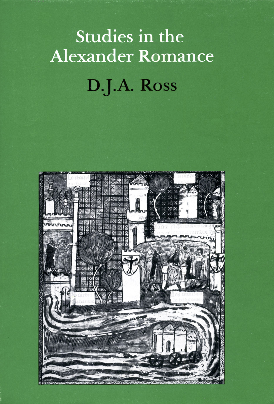 D.J.A Ross